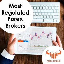 Most Regulated Brokers